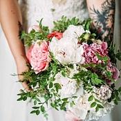 Свадебные букеты Maevskaya Flowers & Decor, Минск - фото 3