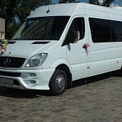 Аренда Mercedes Sprinter  , Беларусь - фото 1