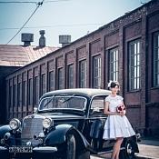 Аренда Mercedes-Benz W-136 (1936г.)  , Минск - фото 3
