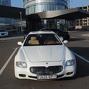 Аренда Maserati Quattroporte  , Минск - фото 1