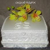 Сладкий подарок - свадебные торты, Брест - фото 2