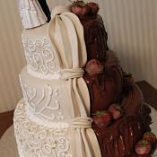 Торты на заказ   - свадебные торты, Беларусь - фото 2