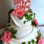 Ксения Гурченко   - свадебные торты, Витебск - фото 1