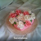 Бисквитти   - свадебные торты, Беларусь - фото 3