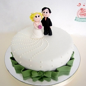 Тортисс   - свадебные торты, Гомель - фото 1