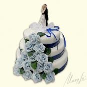 Mary Lu   - свадебные торты, Гомель - фото 1