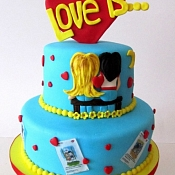 Lips Cake   - свадебные торты, Гомель - фото 1
