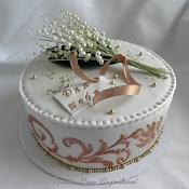 торты  Юлии Шидловской   - свадебные торты, Гродно - фото 2