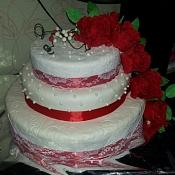 Красивые и вкусные торты.   - свадебные торты, Гродно - фото 2