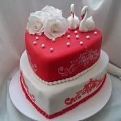 Свадебные торты   - свадебные торты, Брест - фото 3