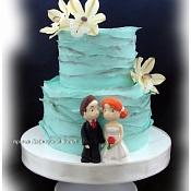 Должецкая Ольга   - свадебные торты, Минск - фото 2
