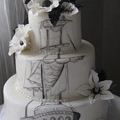 Cake Boutigua   - свадебные торты, Минск - фото 2