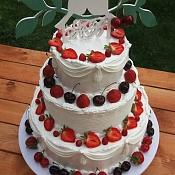 Ирина Солонович - свадебные торты, Могилев - фото 1
