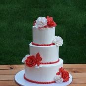 Ирина Солонович - свадебные торты, Могилев - фото 3
