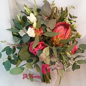 Свадебные букеты SK  Flowers, Беларусь - фото 1