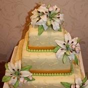 Торты и капкейки на заказ   - свадебные торты, Минск - фото 2
