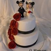 Ольга Жуковская   - свадебные торты, Минск - фото 1