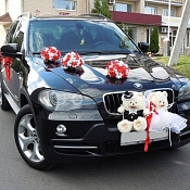 Аренда Свадебный кортеж BMW X5, Витебск - фото 2