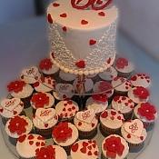 Торты капкейки фототорты   - свадебные торты, Минск - фото 3