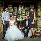 Свадебный оформитель Татьяна Качан, Минск - фото 1