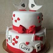 Tortikkate   - свадебные торты, Минск - фото 1