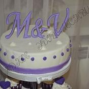 Сладкое Удовольствие   - свадебные торты, Минск - фото 2