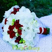 Свадебные букеты Cvetok, Брест - фото 1