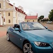Аренда BMW E90 Кабриолет, Витебск - фото 2