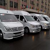 Аренда Mercedes-Benz Sprinter, Беларусь - фото 1