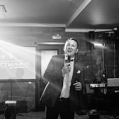 Ведущий Андрей Дубовик, Беларусь - фото 3