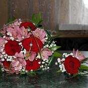 Свадебные букеты Доставка цветов , Гомель - фото 3
