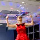 Шоу мыльных пузырей Елены Андреевой