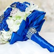 Свадебные букеты Брошь- букет  , Беларусь - фото 1