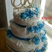 Ольга  Чижова - свадебные торты, Гомель - фото 2