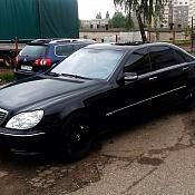 Аренда Mercedes Benz s600l, Гродно - фото 1