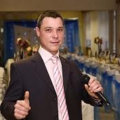 Ведущий Максим Гавровский, Витебск - фото 1