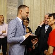 Ведущий Владимир Злотницкий, Беларусь - фото 1