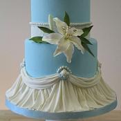 Торт на заказ   - свадебные торты, Минск - фото 3